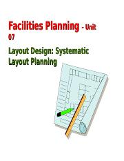 unit07_systematic_layout_planning
