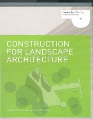 Landscape Construction Pdf