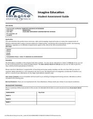 BSBADM504 Student Asssessment Guide V1.0.doc