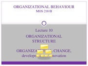 MOS+2181B--Lecture+10+_Mar+31_--Org+Structure+and+Change+_STUDENT+SLIDES_