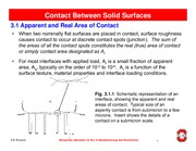 03 Contact Between Solid Surfaces
