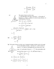 Analytical Mech Homework Solutions 104