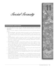 chapter 11 social security