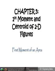 Lecture 9a- Centroids 3D and COG