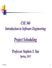 Lecture 8 CSE 360 Spring 2015 - Project Scheduling.pdf