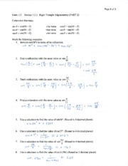 MATH 113 Section 5.2.2