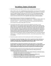The Judiciary study guide-ch 14.doc