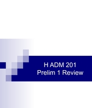 HA201_Prelim1Review