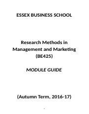 BE425 Module Outline latest version 16-17-3.doc