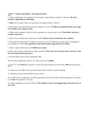 Nova World In Balance Worksheet Nova World In The Balance The