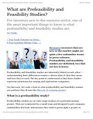 Prefeasibility and Feasibility Studies.pdf