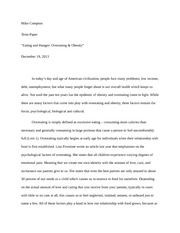term paper cheating