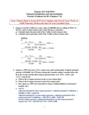FIN421_Fall2014_PP_Set_8_Solutions