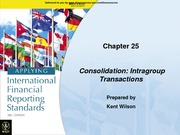 CH25 Consilidation Intragroup Transactions