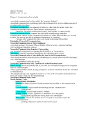 speech- outline ch. 5