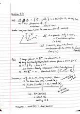 Section 3.3 notes