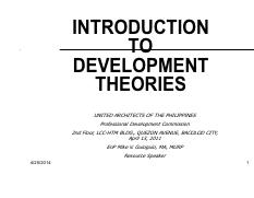 DEVELOPMENT THEORIES_SUMMARY.pdf