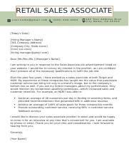 Retail-Sales-Associate-Cover-Letter-Premium_Green.docx ...