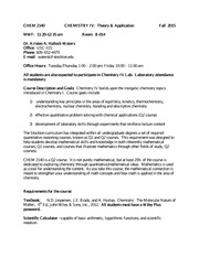 chem2140 syllabus fall 2015