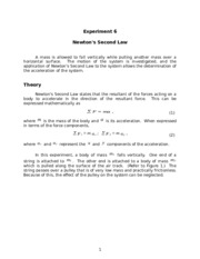 Phys_21_Newtons_2nd_Law