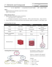 2.2 Notes Classification of Matter Filled In.docx