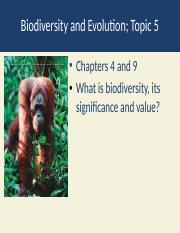 topic 5 biodiversity.ppt
