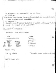 Subjunctive V Indicative and Vocabulary Notes