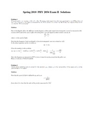PHY2054_S10_exam2_solutions