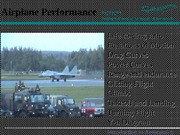 Chapter 4 Airplane Performance