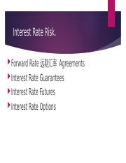 Chapter 24 Interest rate risk.pptx