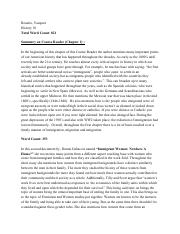 His 10 1st Reflective paper .pdf