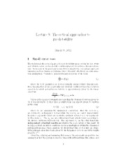 Lyapunov Experiment notes