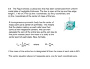 Selected Hw Problems for Ch. 9