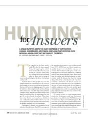 Hunting+for+Answers