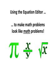 Week 9 Forum Using+the+Equation+Editor.pdf