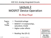 Lecture_02_MOSFETs