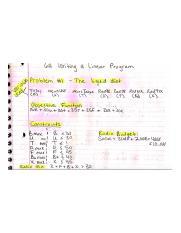 Oms 6a homework