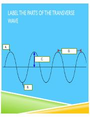 Waves labeling