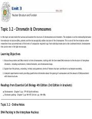 Topic 3.2 - Chromatin and Chromosomes- Online Notes – ....pdf