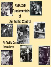 05 Air Traffic Control Procedures.ppt
