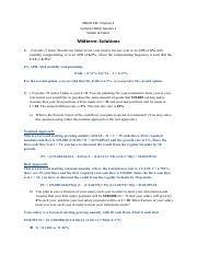 Practice Midterm 1 with Solution