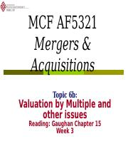 6b. Valuation (MCF Week 3).pptx