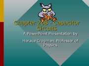 Lecture 5 Capacitor ppt
