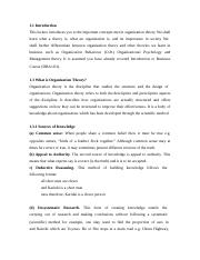 47977109-Organization-Theory-Notes