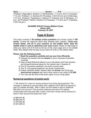ak adms 3530 03 finance final exam winter Adms3530 final f08 sol ak/adms 3530 final exam fall 2008 february 28 adm 2350 final exam winter 2007 version 1 solns revised for booth.