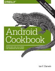 Android Cookbook Problems and Solutions for Android Developers, 2nd Edition.pdf