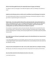 critical thinking week 8 Webtext.docx - Which of the ...