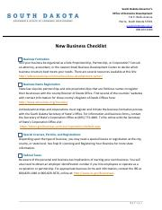New-Business-Checklist