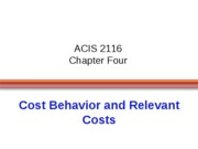 ACIS 2116 Chapter 4 Powerpoints-1
