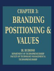 BRANDING AND PACKAGING TECHNOLOGY-CHAPTER 3 BDN